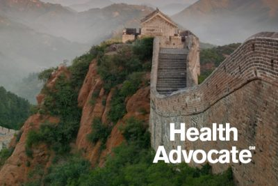 Health Advocate per Ethical Wall