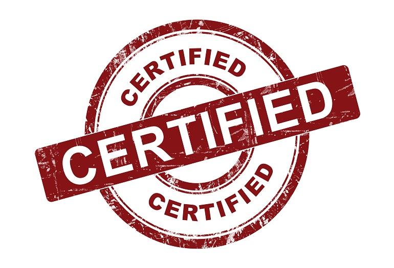 fabbricadigitale è certificata ISO