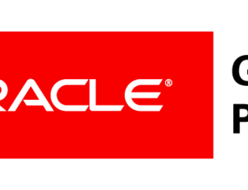 Gold Partner Oracle