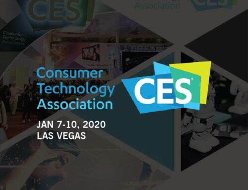 Reckon and Blimp at CES Las Vegas 2020