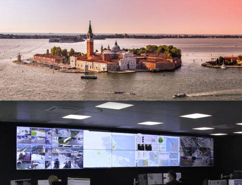 Smart Control Room in Venice based on MindIcity, our Urban Intelligence platform