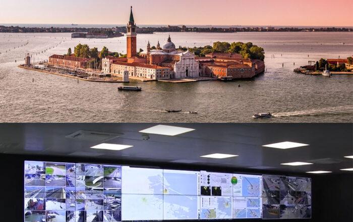 Smart Control Room a Venezia