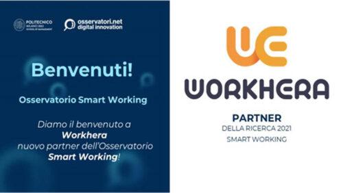 Workhera - Osservatorio Smart Working 2021